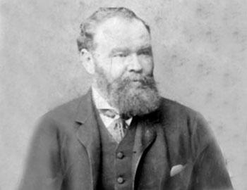 Captain John Mackay